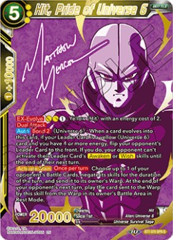 Hit, Pride of Universe 6 (Version 3 - Special Rare)