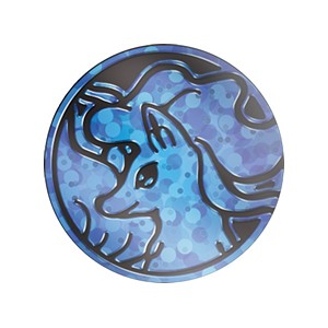 Team Up: Alolan Ninetales Coin (Blisters)