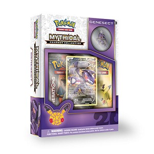 Collection Pokémon fabuleux: Genesect