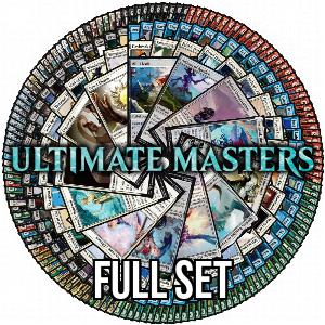 Set complet de Ultimate Masters
