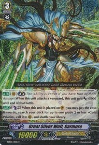 Great Silver Wolf, Garmore [G Format]
