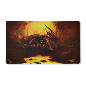 "Dragon Shield: ""Teranha"" Umber Playmat"