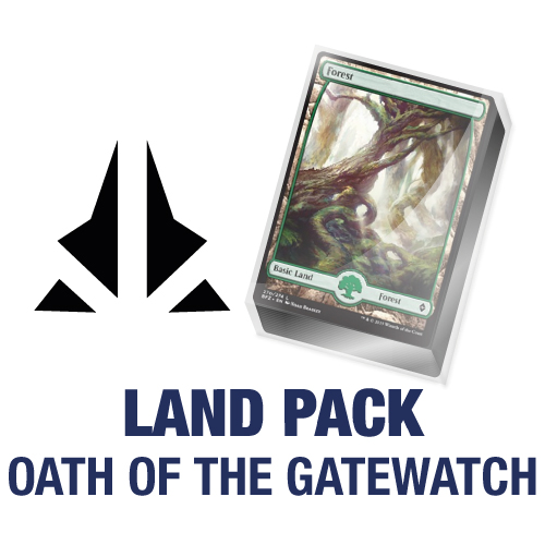 "Oath of the Gatewatch: ""Land Pack"""