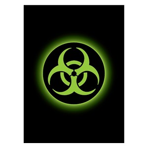 50 Absolute Iconic Biohazard Sleeves