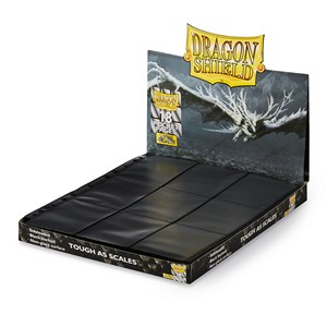 50 Dragon Shield Non-Glare 18-Pocket Pages