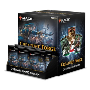 Creature Forge: Overwhelming Swarm Display