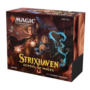 Strixhaven: School of Mages Fat Pack Bundle