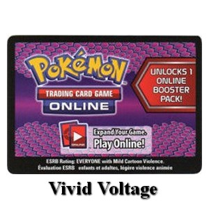 Online Code Card (Booster)