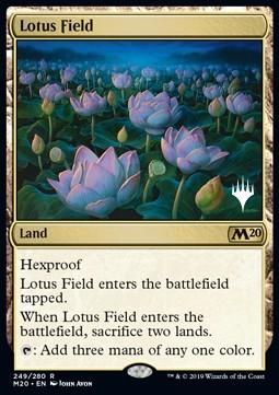 Lotus Field (Version 1)