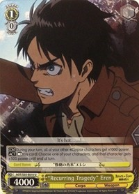"""Recurring Tragedy"" Eren"
