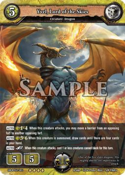 Yvel, Lord of the Skies (V.1)