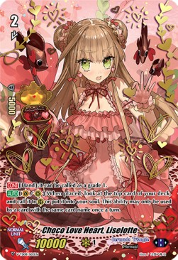 Choco Love Heart, Liselotte (Version 4 - Special Parallel)