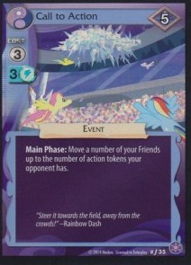 Call to Action (V.2 - Foil)