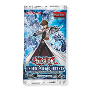 Booster de Legendary Duelists: White Dragon Abyss