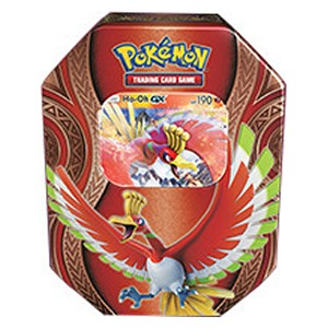 Mysterious Powers Tins: Ho-Oh GX Tin