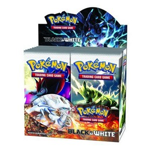 Black & White Booster Box