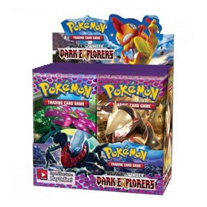 Dark Explorers Booster Box