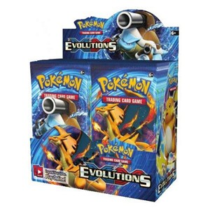 Evolutions Booster Box