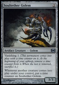 Soultether Golem