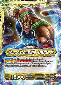Uncontrollable Bardock