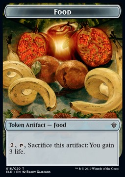 Food Token (Version 2)