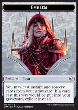 Dominaria MTG Magic English NM 2 available 1x Jaya Ballard