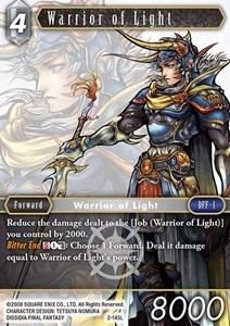 Warrior of Light (2-145)