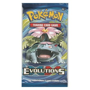 Evolutions Booster
