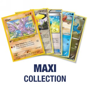 Maxi Collection (Up to 1000 cards)