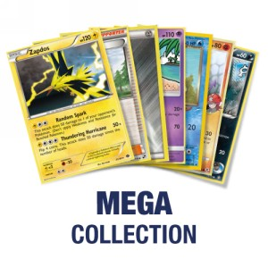 Mega Collection (More than 1000 cards)