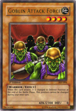 Goblin Attack Force