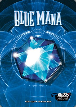 Blue Mana Counter