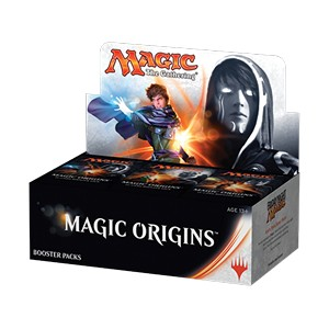 Caja de sobres de Magic Orígenes