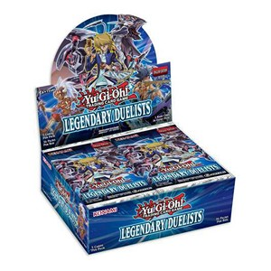 Legendary Duelists Display