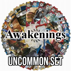 Awakenings: Uncommon Set