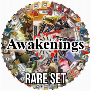 Awakenings: Rare Set