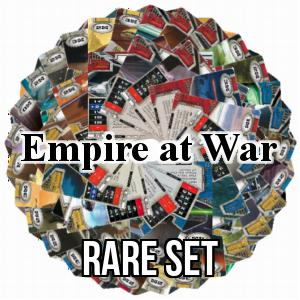 Set de Raras de Empire at War