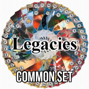 Legacies: Common Set