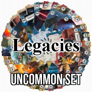 Legacies: Uncommon Set