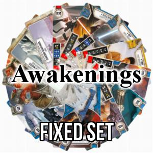 Awakenings: Fixed Set