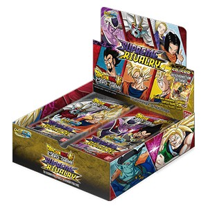 Supreme Rivalry Booster Box