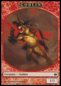 Goblin Token (Red 1/1)