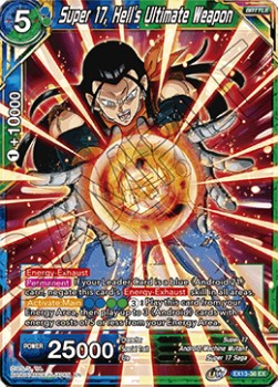 Super 17, Hell's Ultimate Weapon