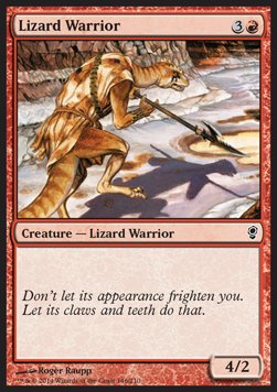 Lizard Warrior