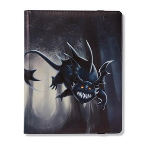"Dragon Shield: ""Wanderer"" Black 9-Pocket Binder"
