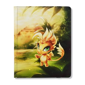 "Dragon Shield: ""Dorna"" Yellow 9-Pocket Binder"