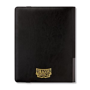 Dragon Shield: Black 9-Pocket Binder
