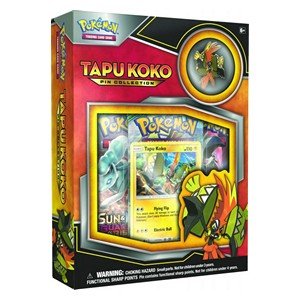 Tapu Koko Collection