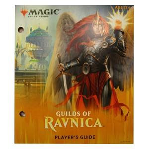 Les Guildes de Ravnica: Player's Guide