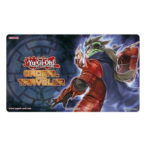 Ordeal of a Traveler Imposter of Shien Mousepad